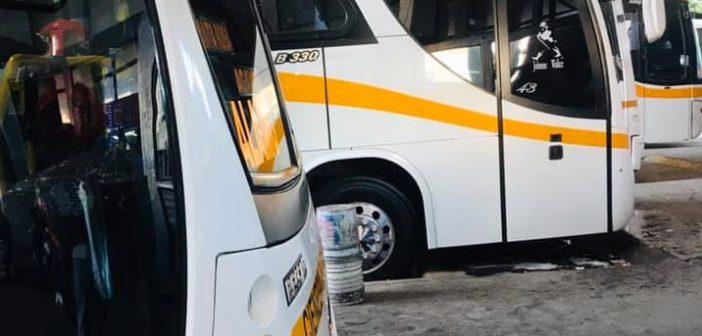 El transporte público seguirá prestando servicio.
