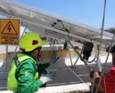 Instalan paneles solares en presidencia de Poncitlán; buscan ahorro de luz.