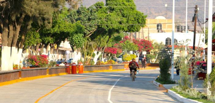 Abren a la circulación avenida Miguel Hidalgo en Atequiza.