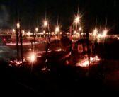 Incendio consume bodega en Ixtlahuacán de los Membrillos.
