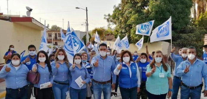 Reitera PAN Jalisco su total apoyo a candidatos de Acción Nacional en Ixtlahuacán de los Membrillos.