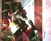 Dos muertos y una lesionada dejo el choque de un tráiler contra una vivienda en Chapala.
